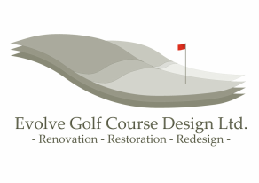 EVOLVE<br />GOLF COURSE DESIGN
